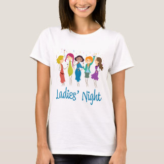 Camiseta A noite das senhoras