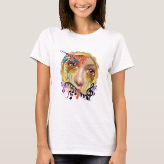 Camiseta A pálete do artista