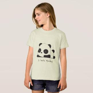 Camiseta A panda caçoa o Tshirt