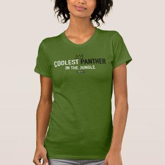 Camiseta A pantera a mais fresca