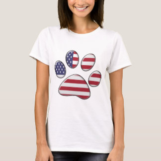 Camiseta a pata do gato imprime-nos flag.png