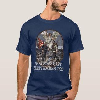 Camiseta A paz abençoa os pacificadores