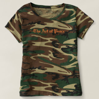 Camiseta A paz da arte f