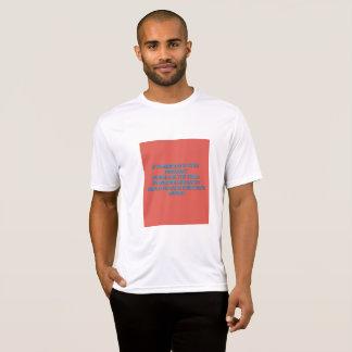 Camiseta A paz de mundo é todos esforço