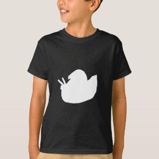 Camiseta A paz para fora olha! (Camisa/Hoodie)