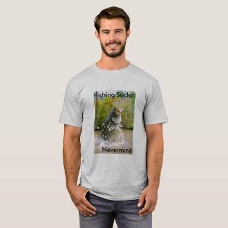 Camiseta A pesca suga
