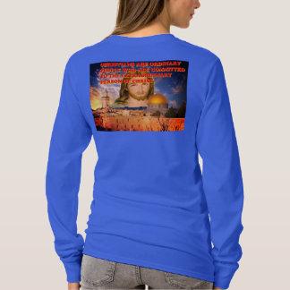 Camiseta A pessoa extraordinária de Christ.