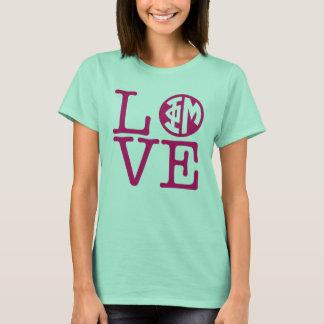 Camiseta A phi MU ama