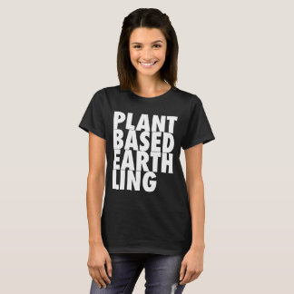 Camiseta A planta baseou o Earthling