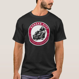 Camiseta A POLTRONA QB - futebol de Kansas City