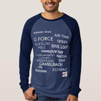 Camiseta A porta copos favorita denomina o T