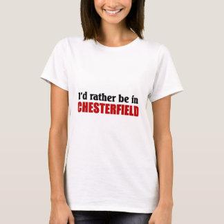Camiseta A preferencialmente esteja em Chesterfield