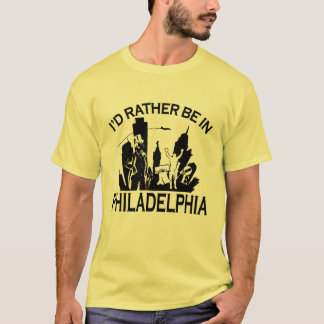 Camiseta A preferencialmente esteja em Philadelphfia