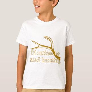 Camiseta A preferencialmente seja caça derramada