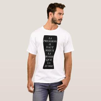 Camiseta A pressão…