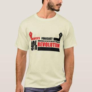 Camiseta A previsão de América