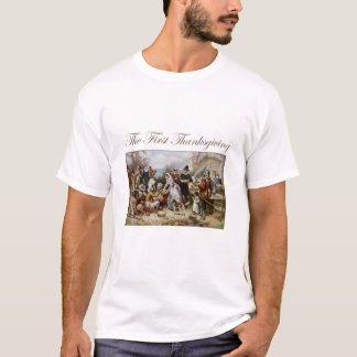 Camiseta A primeira acção de graças