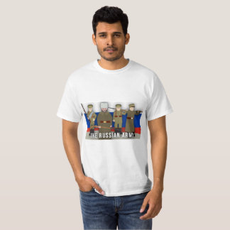 Camiseta A Primeira Guerra Mundial do factor do exército do