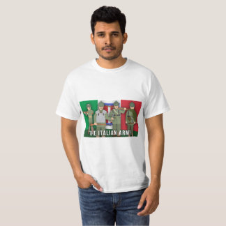 Camiseta A Primeira Guerra Mundial italiana do factor do