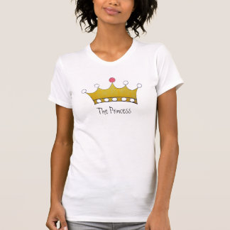 Camiseta A princesa