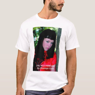 Camiseta A princesa de seda