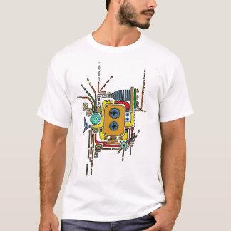 Camiseta a propagação
