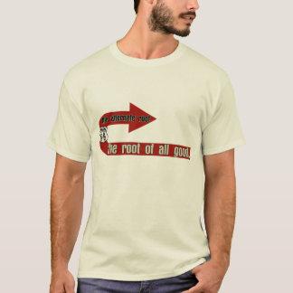 Camiseta A raiz de toda bom