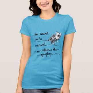 Camiseta A Ravel ou para unravel