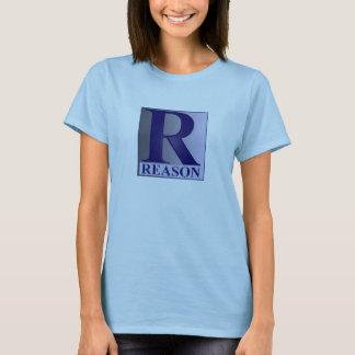 Camiseta A RAZÃO T de Ladie