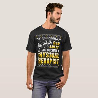 Camiseta A rena funcionou-me afastado transformou-se