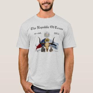 Camiseta A república de Texas