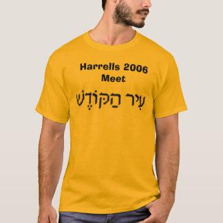 Camiseta A reunião de Harrell, reunião de Harrells 2006