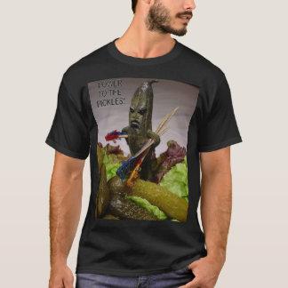 Camiseta A revolta da bandeja da apreciação