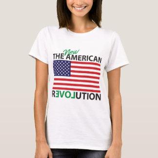 Camiseta A Revolução Americana nova