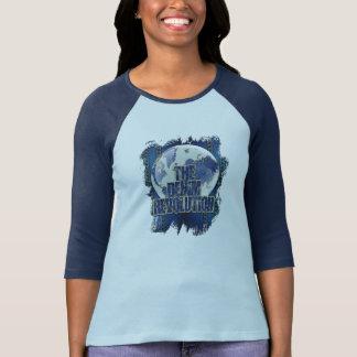 Camiseta A revolução da sarja de Nimes