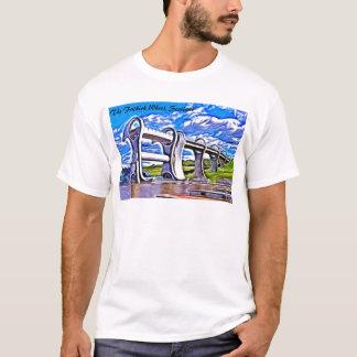 Camiseta A roda de Falkirk, Scotland