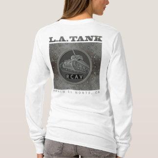 Camiseta A roupa das mulheres com opções