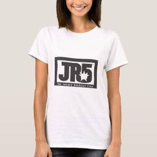 Camiseta A roupa luz-colorida JR5