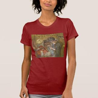 Camiseta A sala de estar pequena