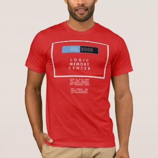 Camiseta A sala do cérebro