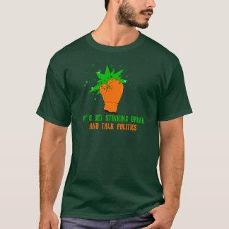 Camiseta A São Estêvão de St Patrick