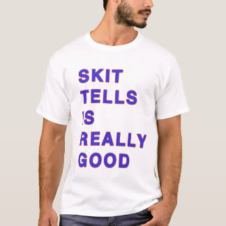 Camiseta A sátira de Trale Lewous diz