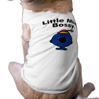 Camiseta A senhorita pequena pequena Bossy da senhorita | é