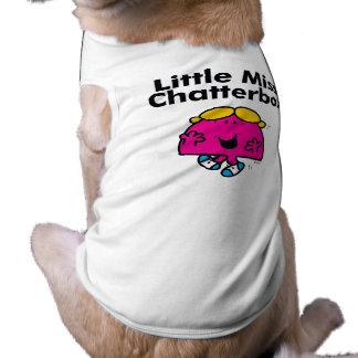 Camiseta A senhorita pequena pequena Chatterbox da