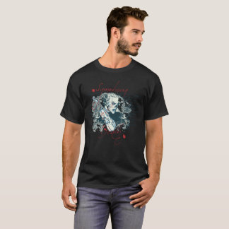 Camiseta A sinfonia escura