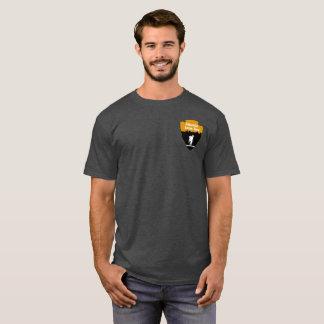 Camiseta A sobrevivência sabe é a mistura do