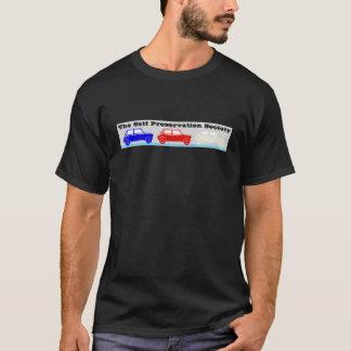 Camiseta A sociedade da preservação do auto