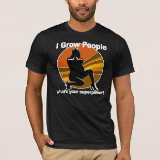 Camiseta A superpotência das mulheres