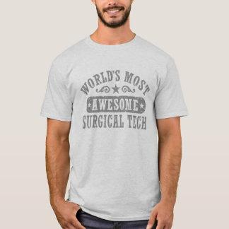 Camiseta A tecnologia cirúrgica a mais impressionante do