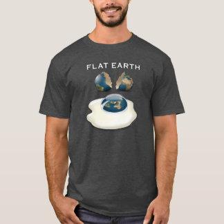 """Camiseta A terra lisa """"rachou"""" o t-shirt escuro com ovos"""
